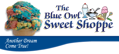 The Blue Owl Sweet Shoppe